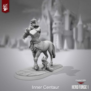 centaur left