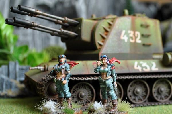Girl und panzer 2