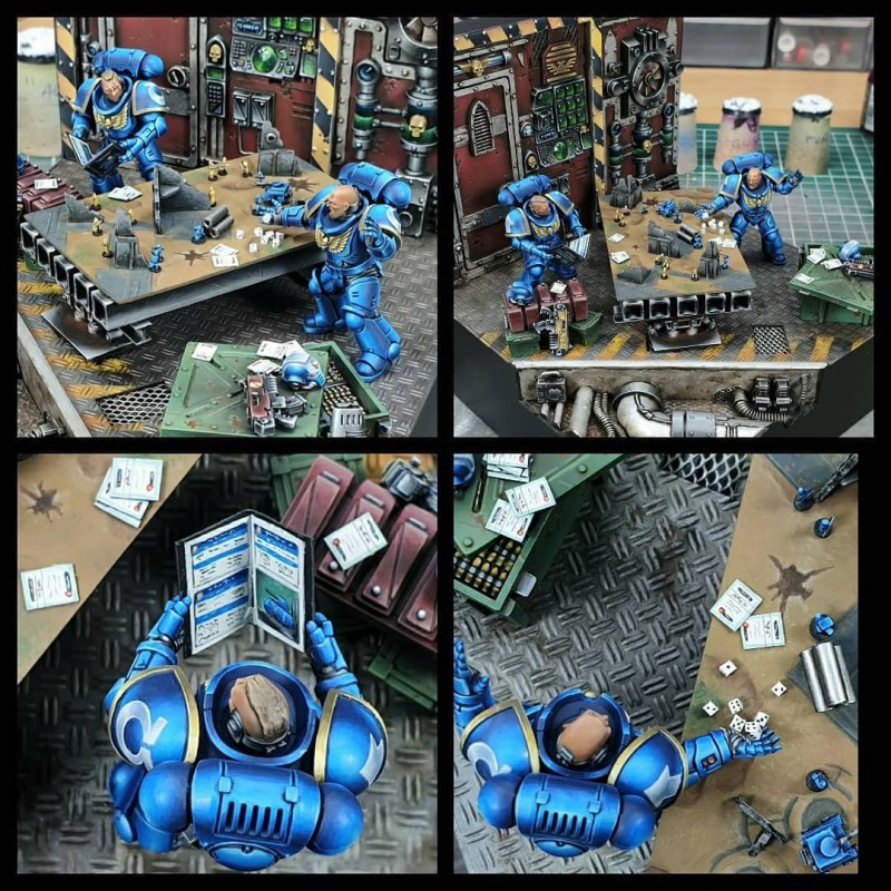 Miniatures-(Wh-40000)-Warhammer-40000-фэндомы-Primaris-Space-Marine-5775065