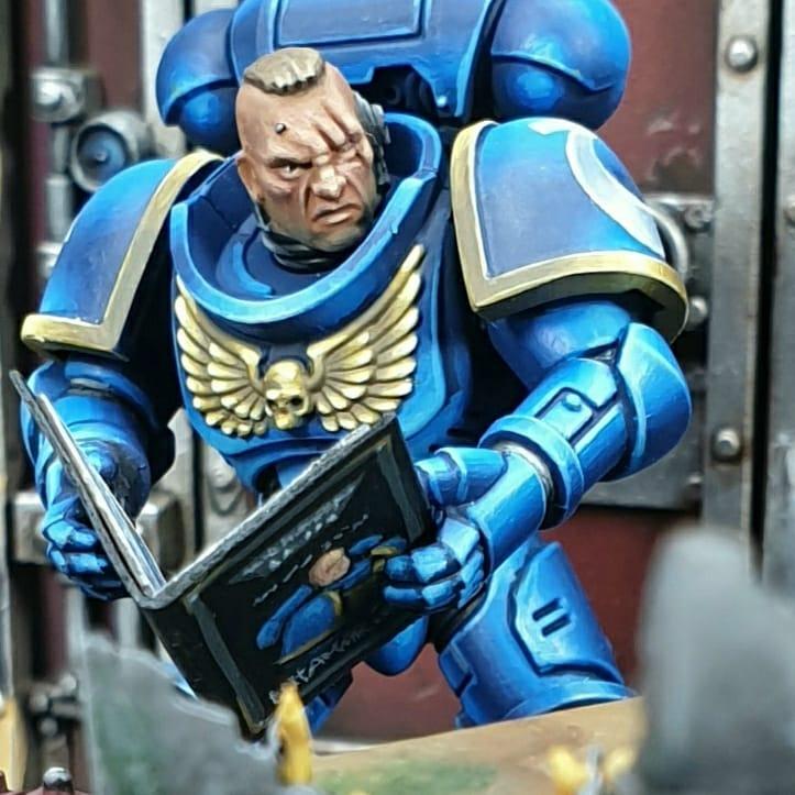 Miniatures-(Wh-40000)-Warhammer-40000-фэндомы-Primaris-Space-Marine-5775066