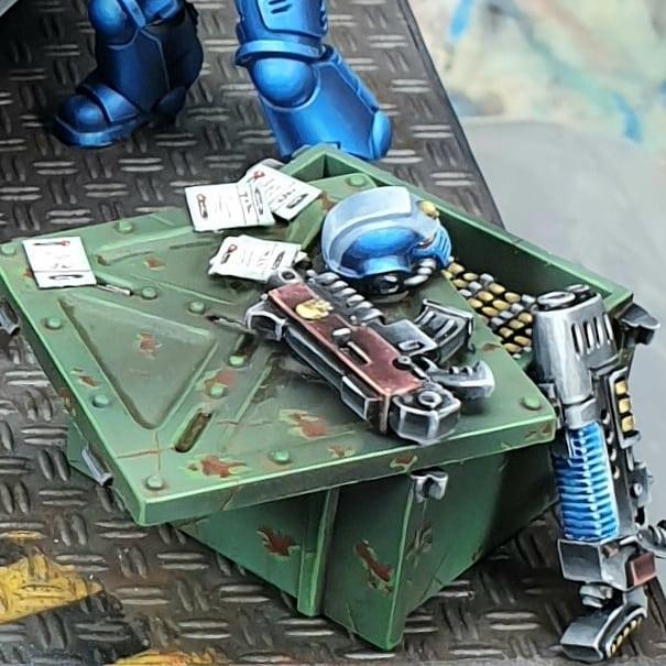 Miniatures-(Wh-40000)-Warhammer-40000-фэндомы-Primaris-Space-Marine-5775069