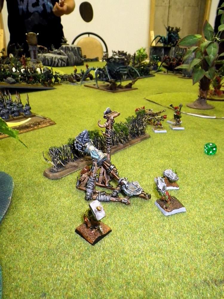 первый ход артиллерия