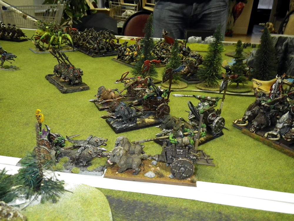 второй ход битва колесниц