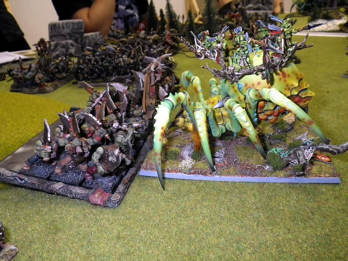 третий ход битва грибного паука