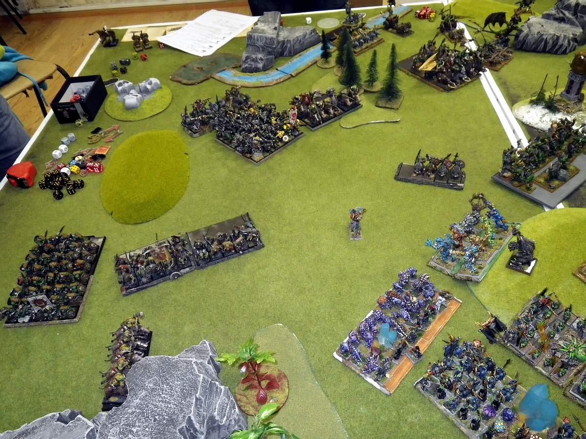 третий ход центр после боя