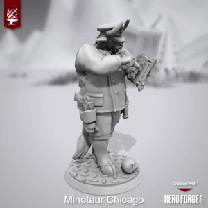 Minotaur 2