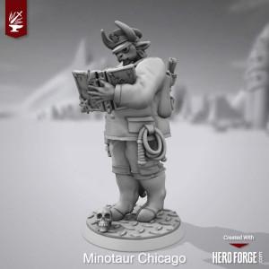 Minotaur 4