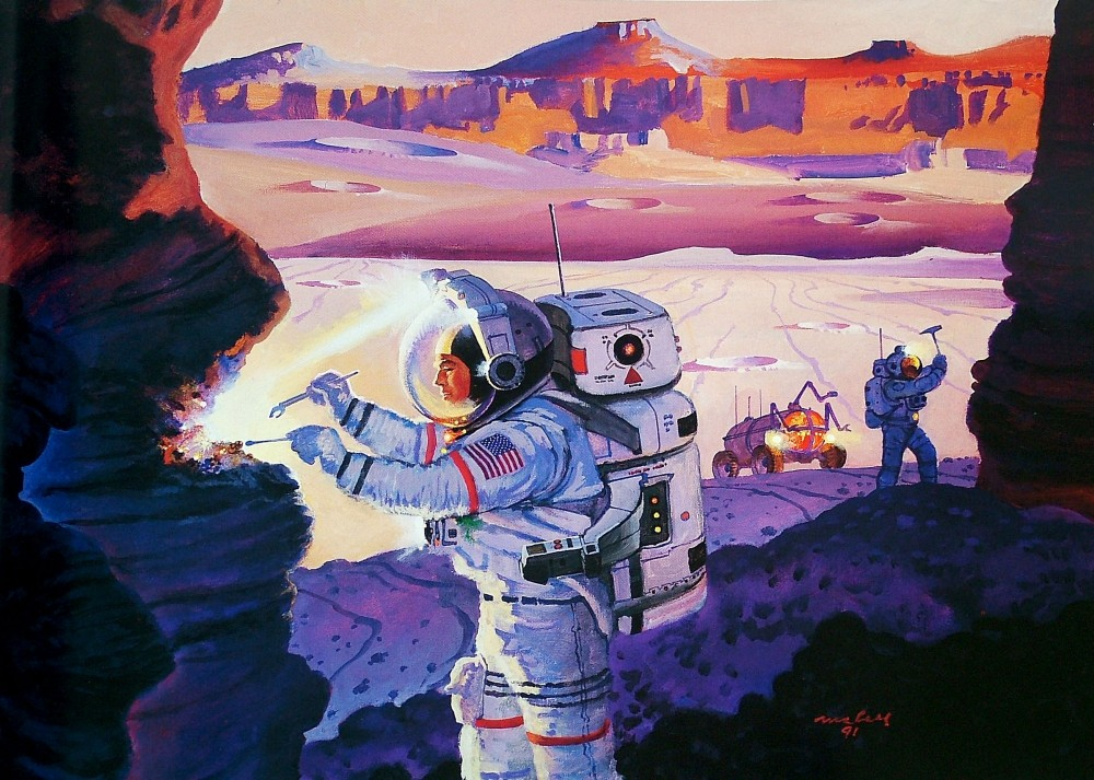 retro-science-fiction-разное-Robert-McCall-artist-5981919