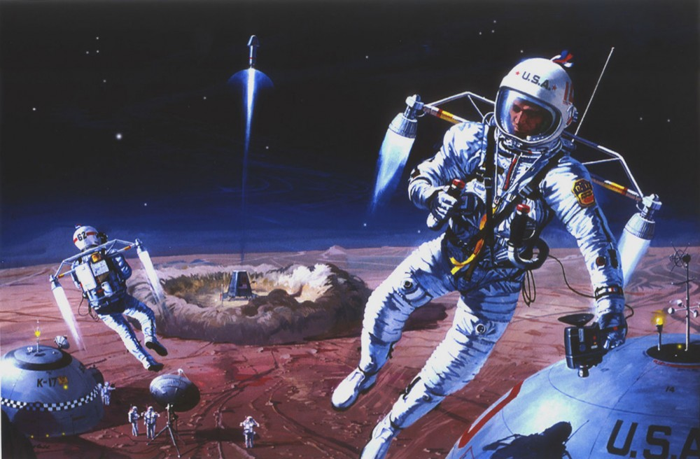 retro-science-fiction-разное-Robert-McCall-artist-5981920