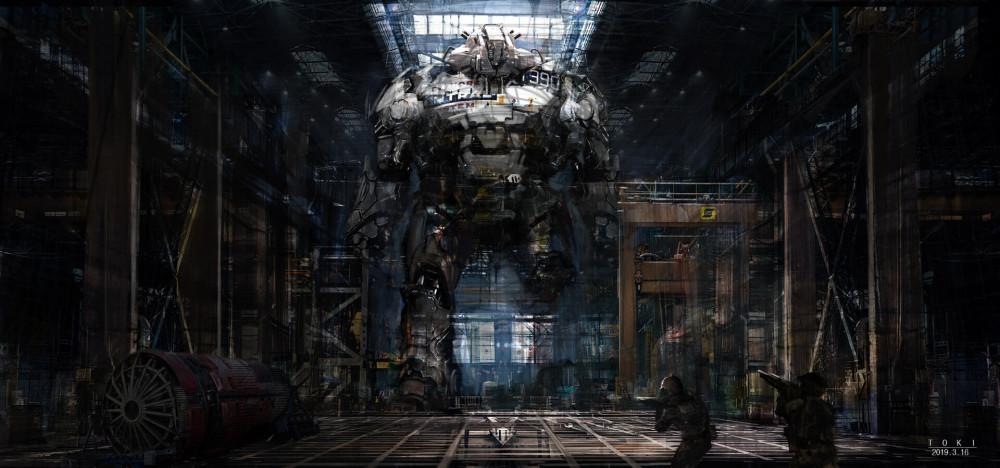 Sci-Fi-art-Mech-toki928-6055346
