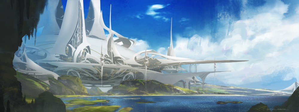 art-Sci-Fi-красивые-картинки-Mitch-Aseltine-6002439