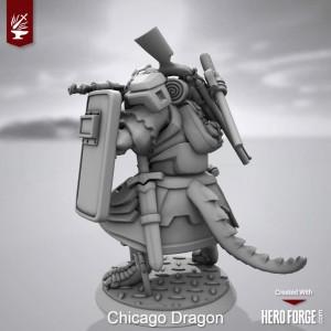 Dragon SWAT 4