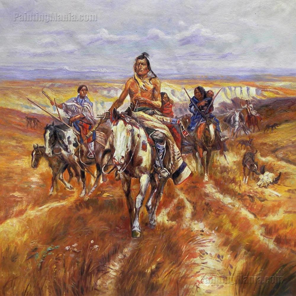 when plains were his