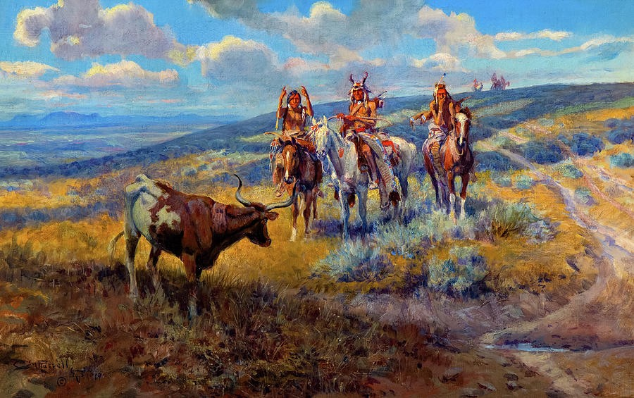 1-white-mans-buffalo-charles-marion-russell