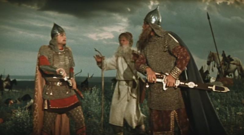 Богатыри на поле боя _02