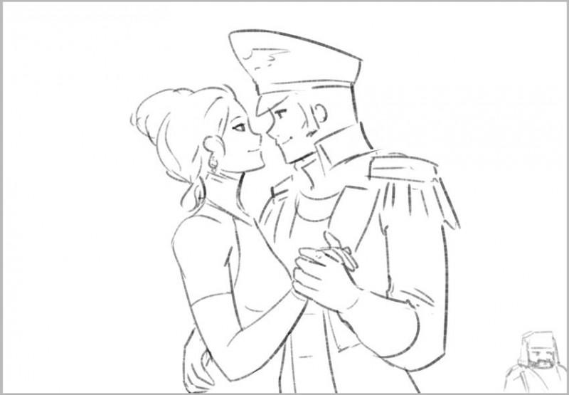 Просто ничем не обоснованная подборка с комиссаром Каином и его друзьями. Ciaphas-Cain-Commissar-(wh-40000)-Astra-Militarum-Imperium-5116101