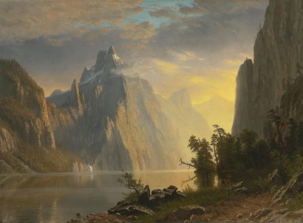1396226515-albert-bierstadt-lake-in-the-sierra-nevada-1867