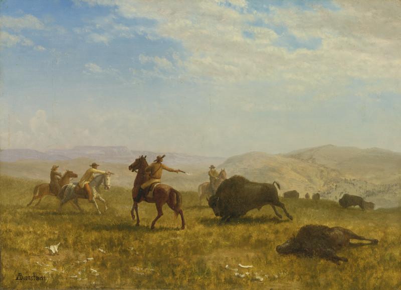 Albert_Bierstadt_-_The_Wild_West