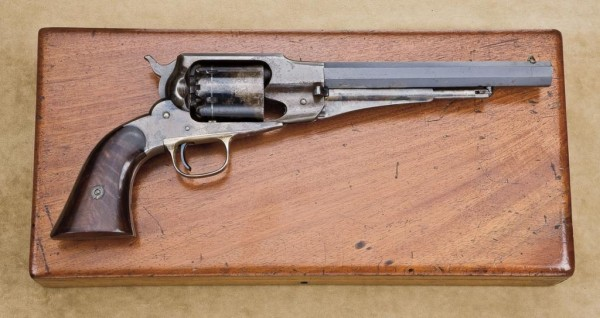 Remington-1858-Army