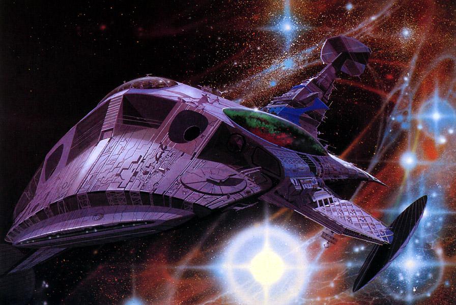 retro-science-fiction-разное-Peter-Andrew-Jones-длиннопост-5938861