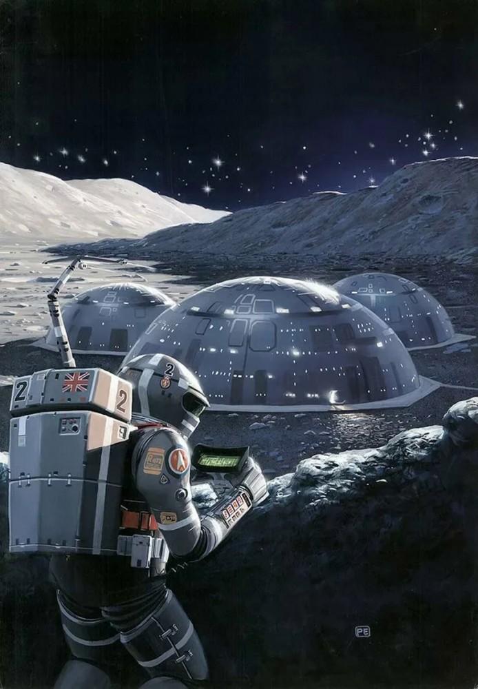 retro-science-fiction-разное-Peter-Elson-artist-5980206