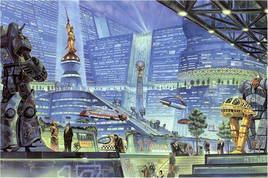 retro-science-fiction-разное-Dave-Dorman-artist-6315365