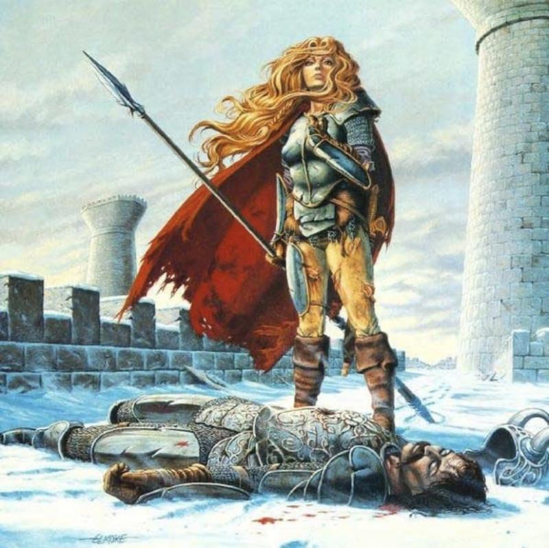 knight death