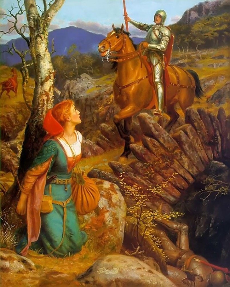 overthrowing-of-the-rusty-knight-(also-known-as-gareth-helps-lyonorr-and-overthrows-the-red-knight)_arthur-hughes__53238.1558578856