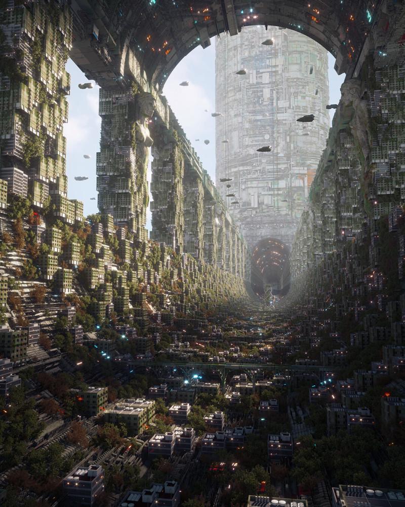 Inward--Sci-Fi-art-красивые-картинки-6328546