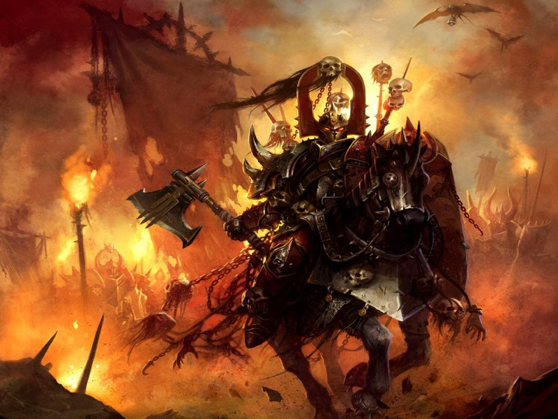 Warhammer-Chaos-Knight-Art-1