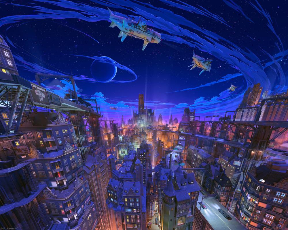 arseniy-chebynkin-night-city