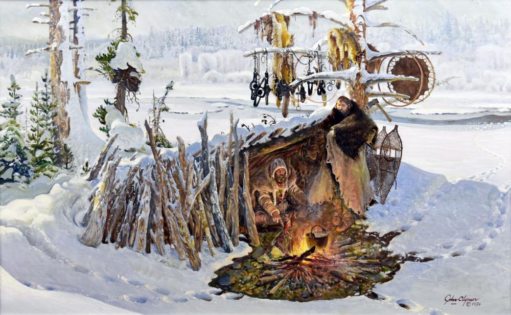 trapper's hole