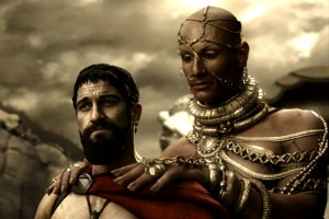 Леонид и Ксеркс