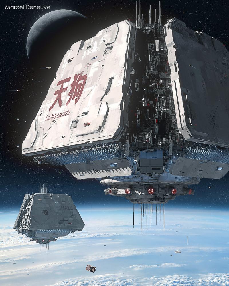 Marcel-Deneuve-Sci-Fi-art-красивые-картинки-6474021
