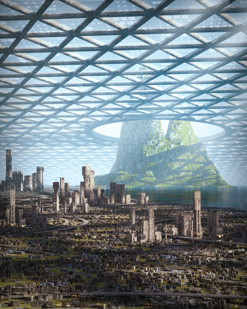 Inward--Sci-Fi-art-красивые-картинки-6477625