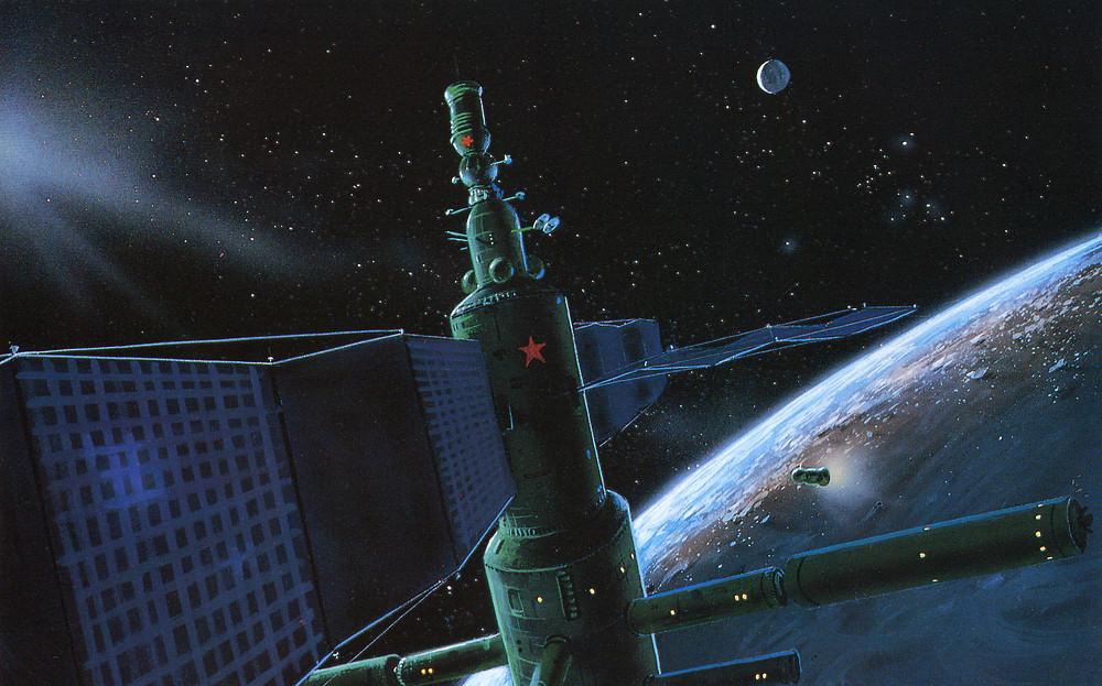 retro-science-fiction-разное-Ron-Miller-длиннопост-6427174