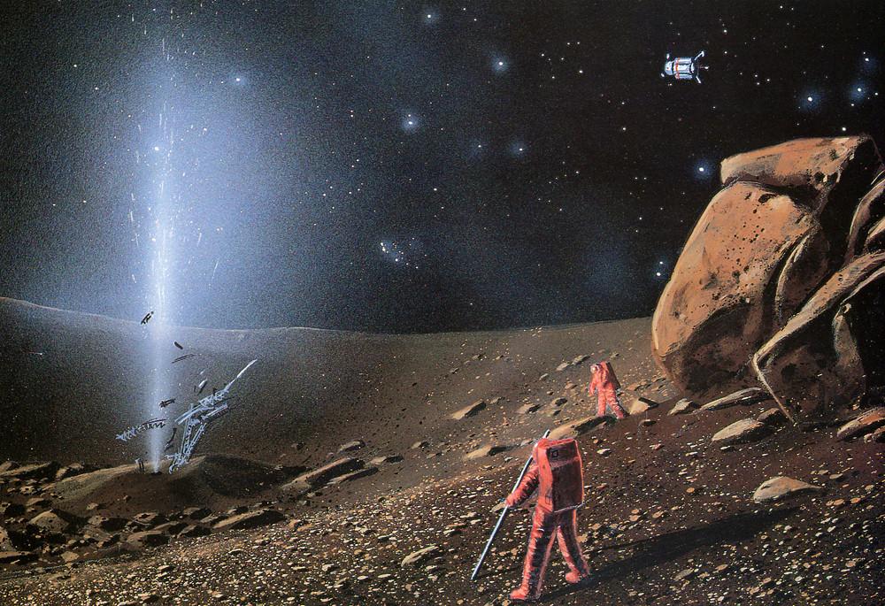 retro-science-fiction-разное-Ron-Miller-длиннопост-6427176