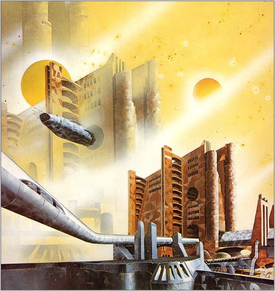 retro-science-fiction-разное-Tony-Roberts-artist-6499343