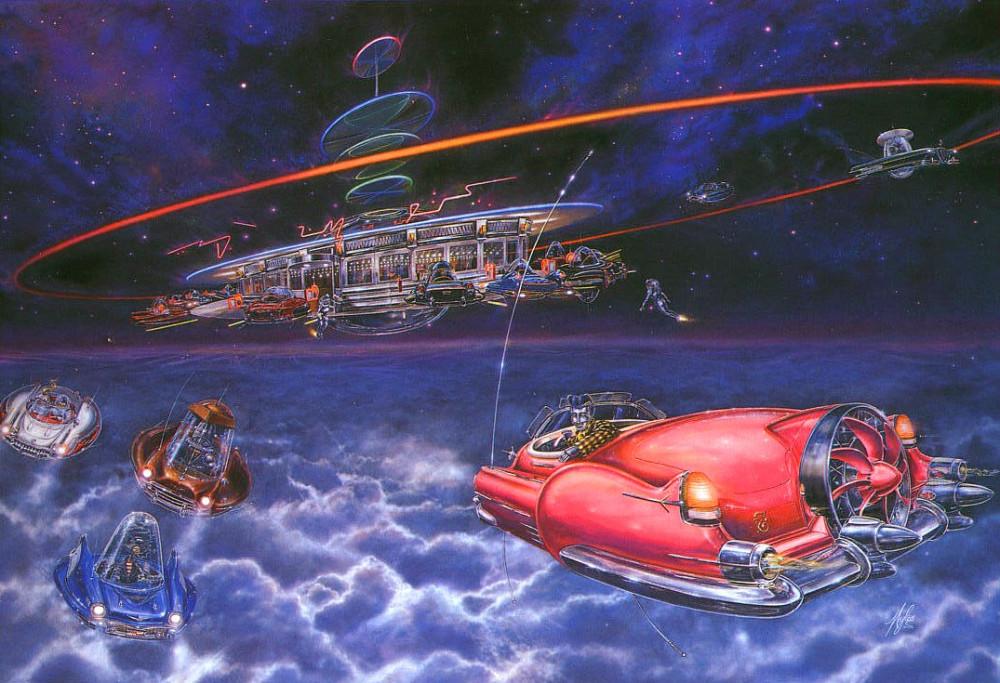 retro-science-fiction-разное-Tony-Roberts-artist-6499345