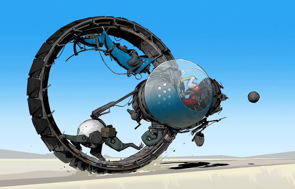 Darren-Bartley-концепт-арт-Sci-Fi-art-Sci-Fi-6549397