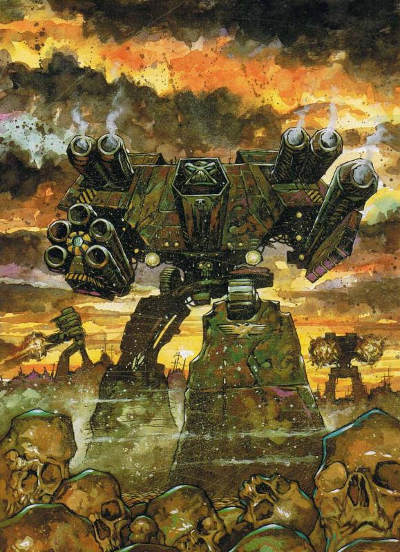 Warhammer-40000-фэндомы-оружие-техника-736578