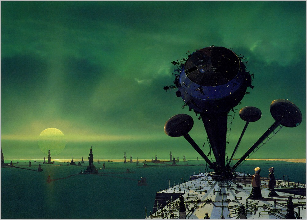 retro-science-fiction-разное-Chris-Foss-artist-6615452
