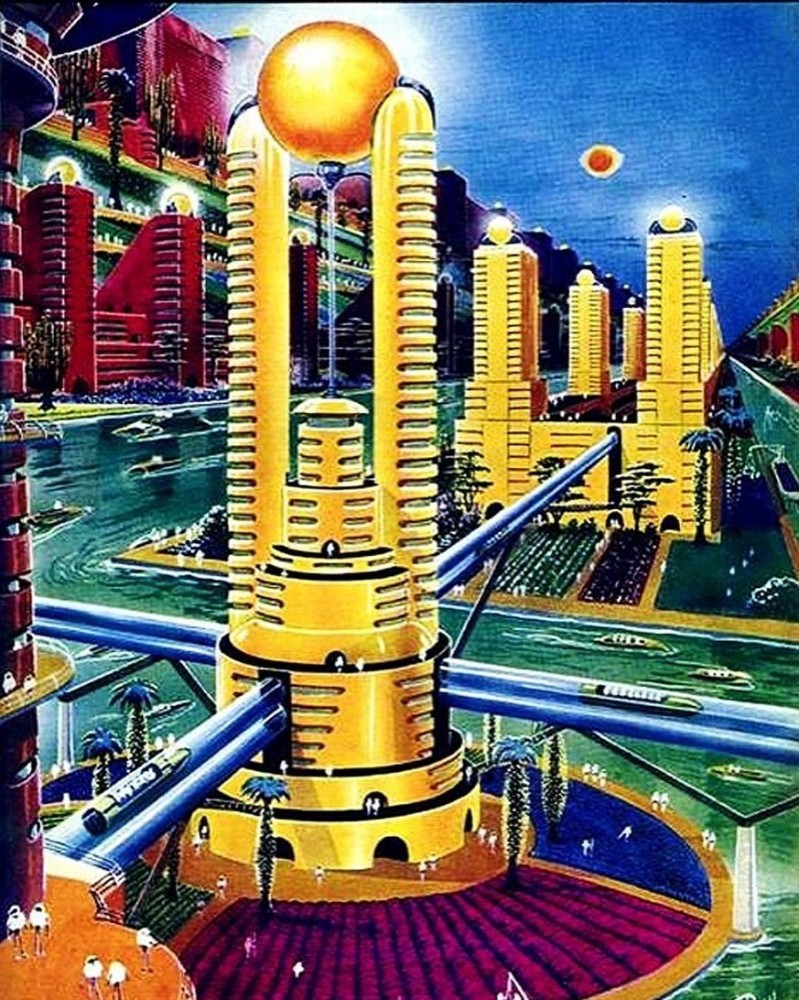 retro-science-fiction-разное-Frank-R-Paul-длиннопост-6634280