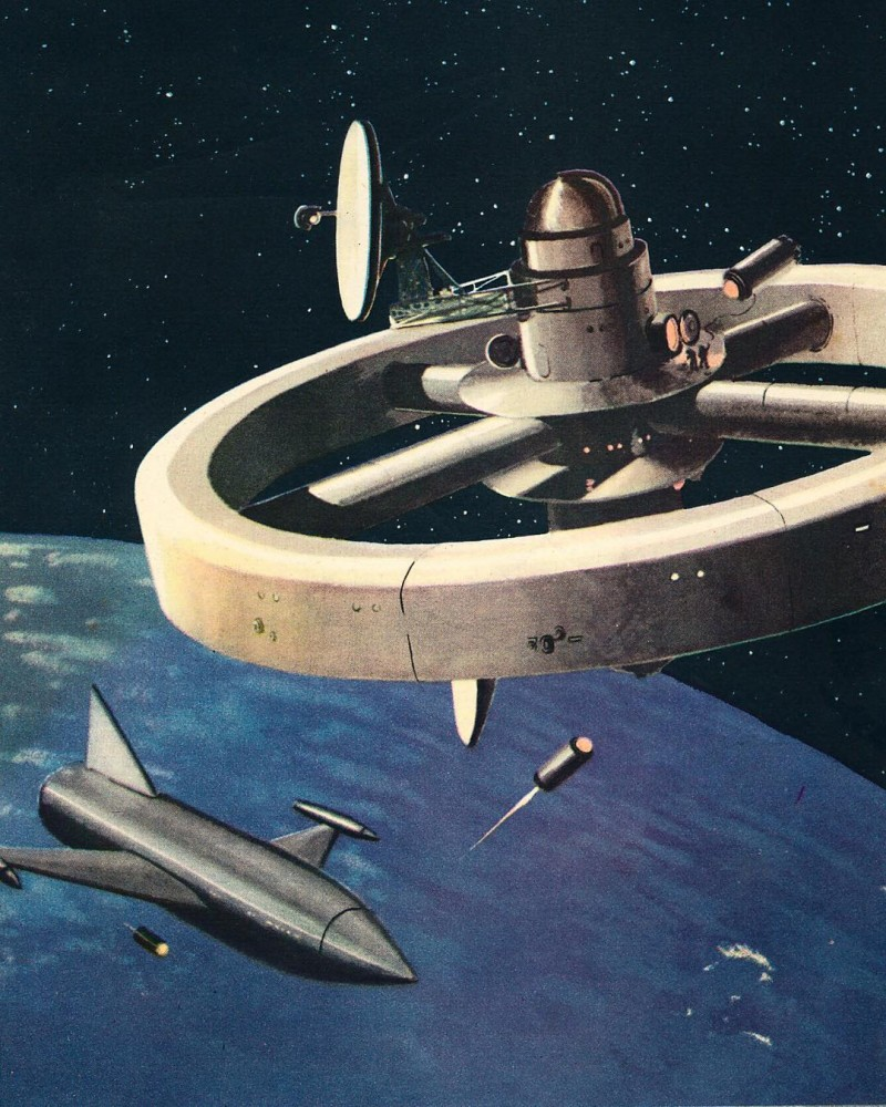 retro-science-fiction-разное-Ian-Flemming-Jack-Coggins-6703739