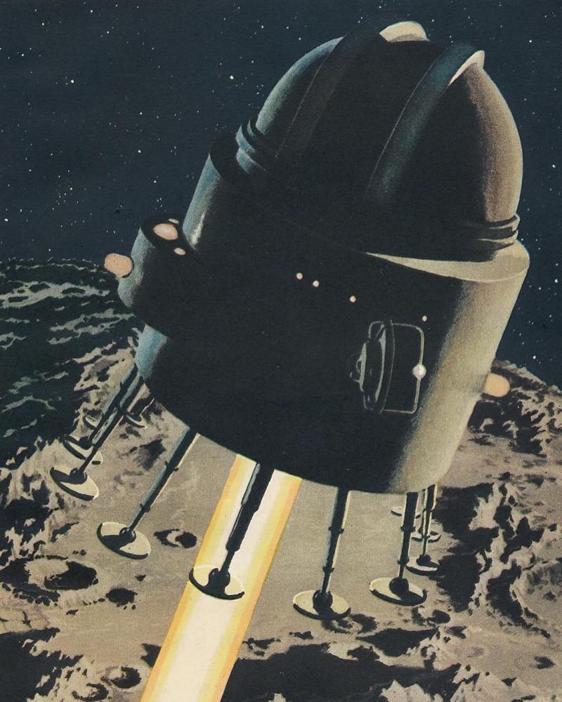 retro-science-fiction-разное-Ian-Flemming-Jack-Coggins-6703740