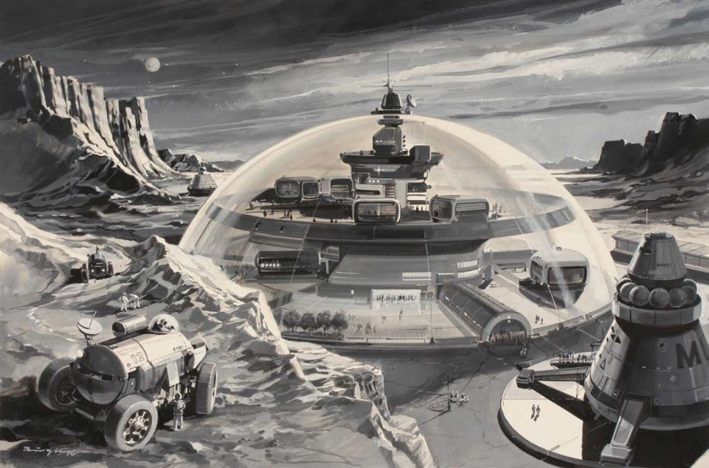 retro-science-fiction-разное-Klaus-Burgle-artist-6711355