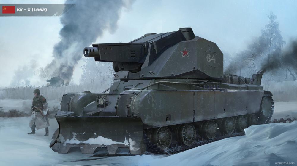 arthur-gurin-russia-kv-2
