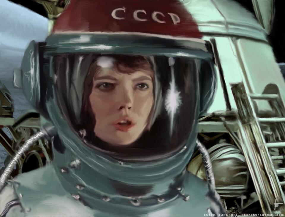 robert-bonchune-cosmonaut-moonlanding-rb-2