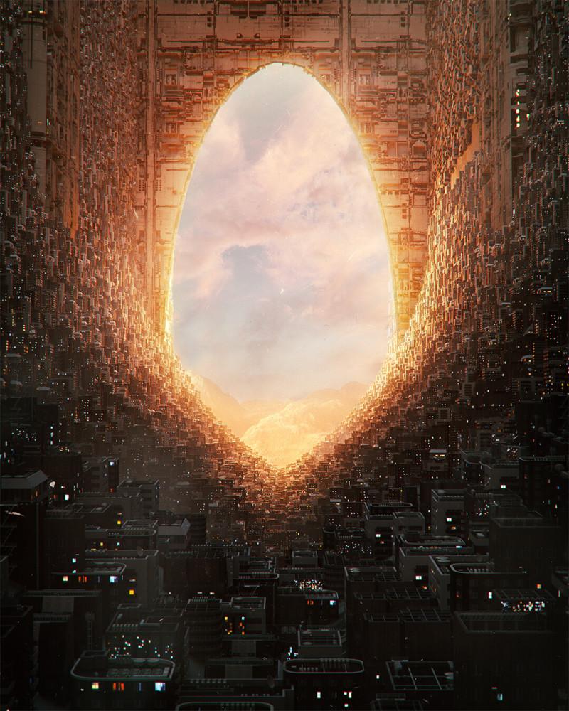 Inward--artist-Sci-Fi-art-6751159