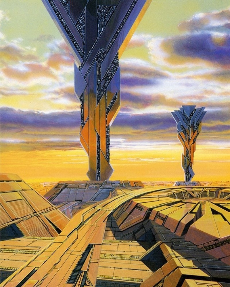 retro-science-fiction-разное-Doug-Chiang-Eric-Olson-6830942